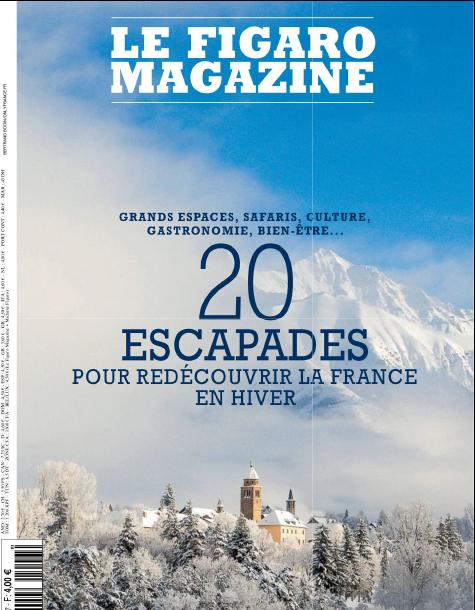 Figaro Magazine Couv